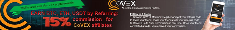 covex referal program affiliates