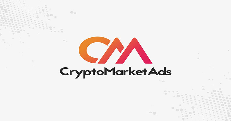 CryptoMarketAds exchange